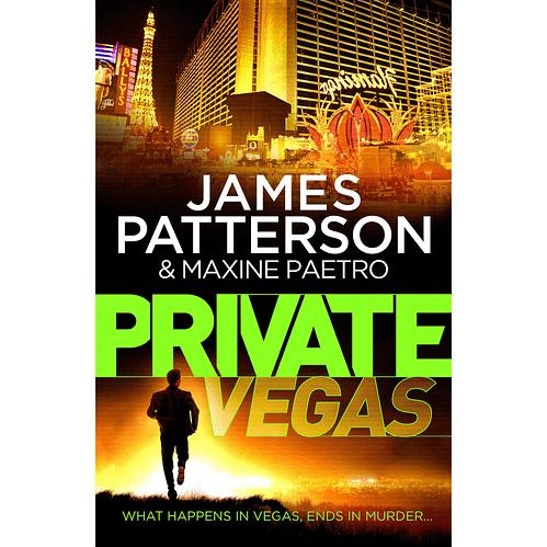 private vegas james patterson