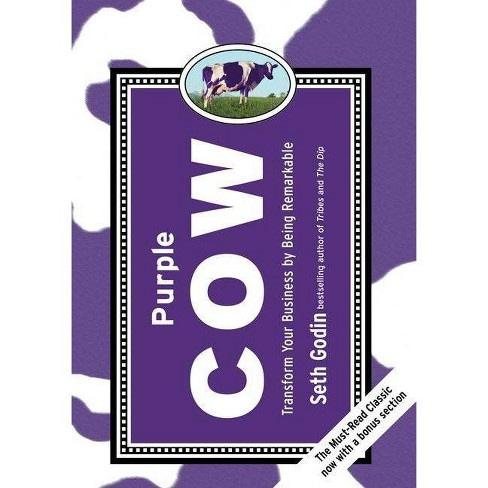 Purple Cow - Bookholics.lk